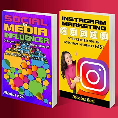 Social Media Influencer - Instagram Marketing audiobook cover art