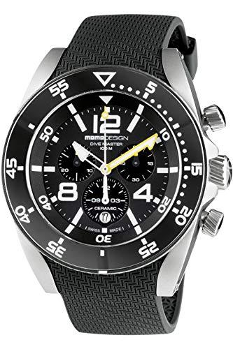 MOMO Design Reloj Informal MD1281SB-11