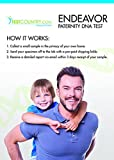 SmartChoice DNA Paternity Test Kit, Buccal Swab, Lab Fees Included (Non Legal)