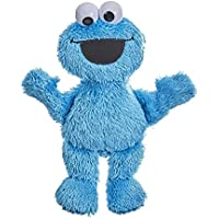 Sesame Street Little Laughs Tickle Me Cookie Monster 10