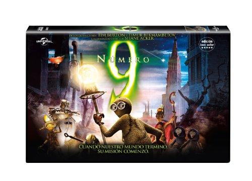 Numero 9 - Edición Horizontal [DVD]