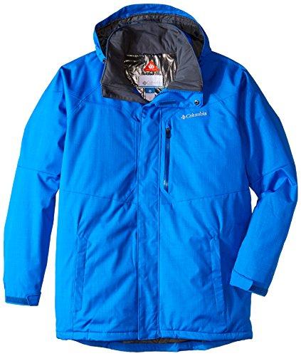 Columbia Sportswear Men's Tall Alpine Action Jacket, Hyper Blue, 3XT