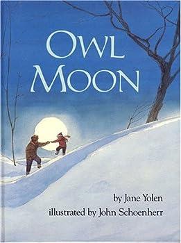 Paperback Owl Moon Book