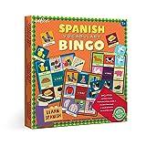 eeBoo Spanish Bingo Game for Kids