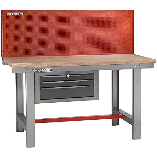 Facom 2245. PVAT3–Werkbank Mant mit Panel 1,5m