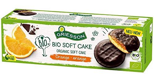 Griesson Bio Soft Cake Orange 150g