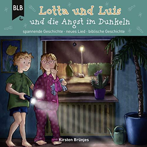 Lotta und Luis und die Angst im Dunkeln Titelbild