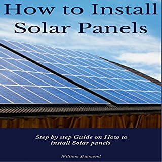 How to Install Solar Panels audiobook cover art