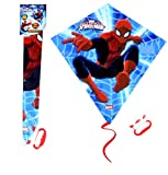 cometa infantil spiderman