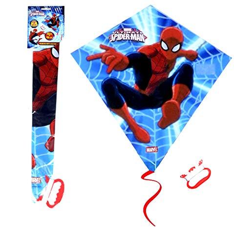 ColorBaby - Cometa de plástico con Motivo The Avengers (40655)