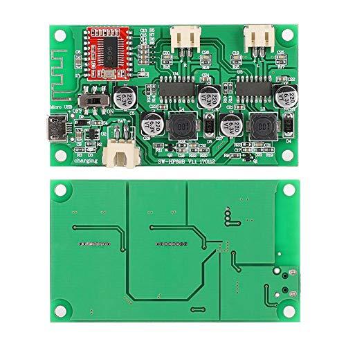 Krachtige digitale bluetooth versterkerplaat 5 V DC of 3,7 V lithium batterij audio stereo versterker stand-by kwaliteit voor kleine stereogeluid