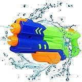 zewei Water Gun for Kids, Squirt Guns High Capacity 1200CC Water Blaster Soaker Up to 32 Feet Range, Water Shoot Toys...
