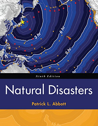 Combo: Natural Disasters with Connect Access Card Geology 1 Semester Access Card