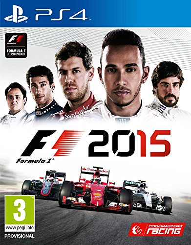 F1 2015 [Importación Francesa]