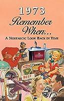 Seek Publishing 1973 Remember When KardLet (RW1973)