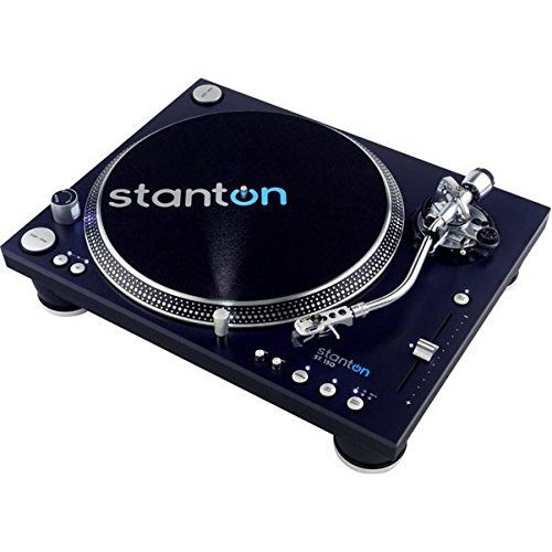 Stanton ST.150 Turntable with Cartridge and S-Shaped Tone Arm