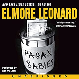 Pagan Babies cover art