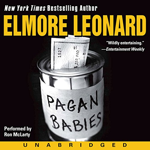 Pagan Babies audiobook cover art
