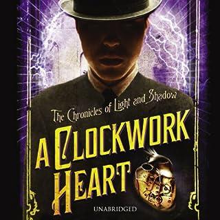 A Clockwork Heart cover art
