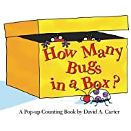 How Many Bugs in a Box?: A Pop-up Counting Book (David Carter's Bugs) by David A. Carter(2006-01-01)