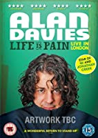 Alan Davies - Life Is Pain