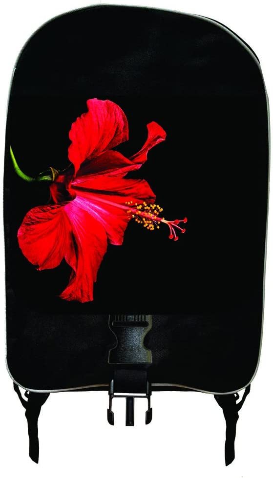 Red Hibiscus Ranking TOP11 Flower Print Design Backpack and Pencil Case Set Ranking TOP10