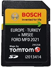 2021/2022 V11 FORD MFD SYNC1 EUROPA TURKIJE SD KAART SYNC 1 GPS Navigatie Update SD CARD - i2013414