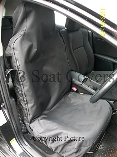 To Fit A Suzuki Grand Vitara, Car Seat Covers, Waterproof Black, Full S