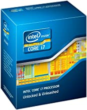 Intel Core i7-2700K Quad-Core Processor 3.5 GHz 8 MB Cache LGA 1155 - BX80623I72700K