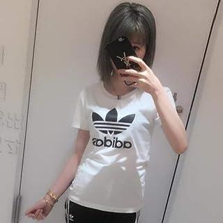adidas 阿迪达斯 三叶草女装 2018春季 运动休闲圆领宽松CV9888