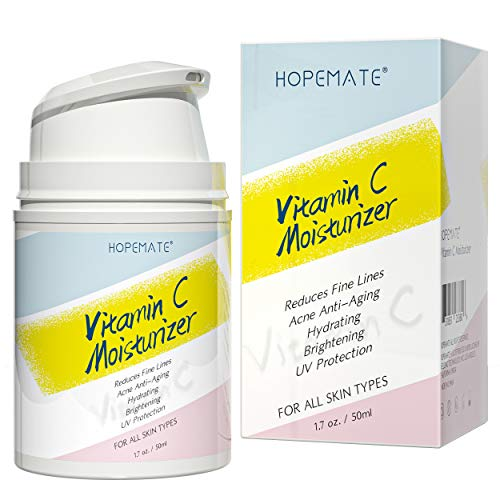 (80% OFF) Vitamin C Moisturizer $8.00 – Coupon Code