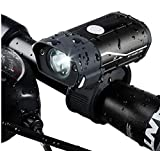 FASTPED ® Bicycle Light Mini 018 LED Bike Front Light USB Rechargeable MTB