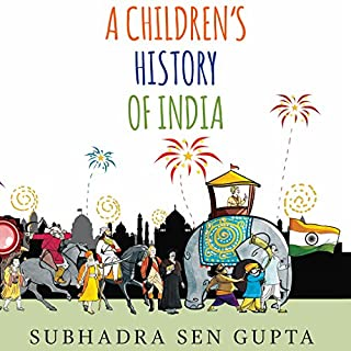 A Children's History of India cover art