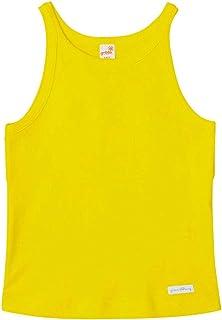 Regata Pimentinha Amarelo - Infantil