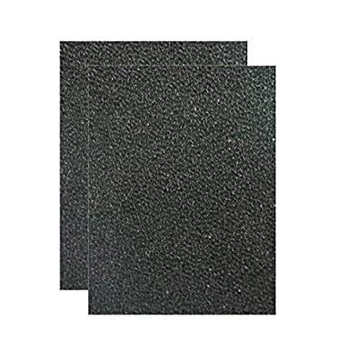 Duraflow Filtration Mobile Home Foam Filter - 19 x 35 x 1/4 - Compatible with Coleman (Model # 7660-3401, 7660-340 and Nordyne (Model # 669073 & 669073R) - (2-Pack)