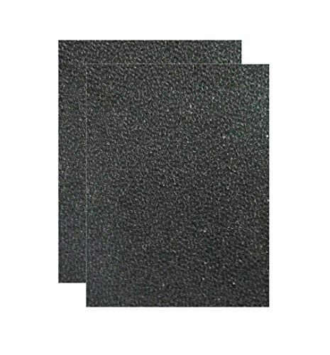 Mobile Home Furnace Foam Door Filter - 16 x 26 x 1/4 - Compatible with Many Miller, Nordyne, Nortek, Intertherm, Broan and Maytag Furnaces (2-Pack)