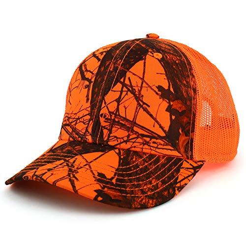 Armycrew Unlimited HAT メンズ US サイズ: One Size カラー: オレンジ