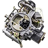 Carburetor for Nissan Pickup 720 2.4L Z24 Engine 1983-1986,for Nissan Bluebird/Caravan/Atras Truck/Vanette Panel Van 16010-21G61