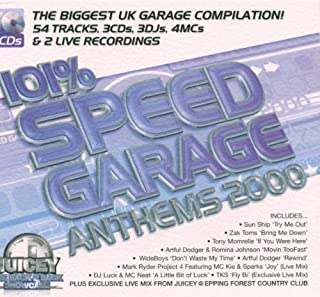 garage anthems 2000