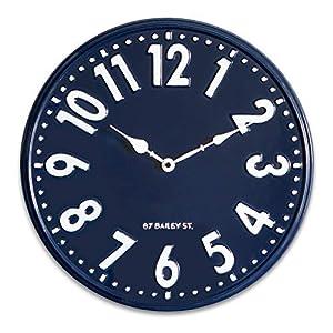 51qDY7u0GBL._SS300_ Coastal Wall Clocks & Beach Wall Clocks