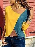 Zoom IMG-1 yidarton donne casual t shirt