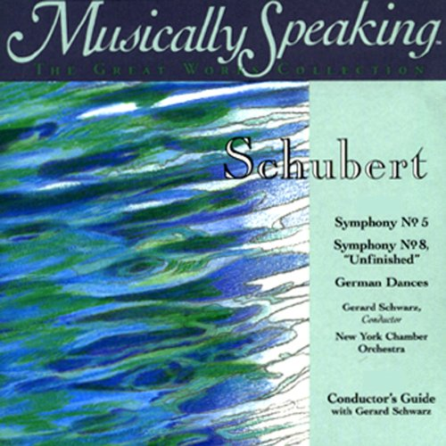 Conductor's Guide to Schubert's Symphony No. 5 & Symphony No. 8                   By:                                                                                                                                 Gerard Schwarz                               Narrated by:                                                                                                                                 Gerard Schwarz                      Length: 58 mins     14 ratings     Overall 4.2
