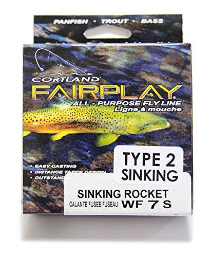 Cortland 367067 Fairplay Fliegenschnur