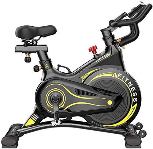 FACAIA Bicicleta estática giratoria, Fitness, Deportes, hogar, Familia, Bicicleta estática, Gym, Equipo de Ciclismo, Bicicleta silenciosa Inteligente