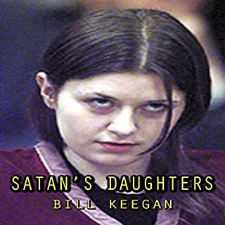 Satan's Daughters audiobook cover art