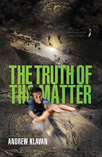 The Truth of Matter (The Homelanders Book 3) by [Andrew Klavan]