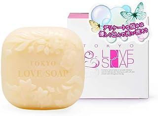 東京ラブソープ 国産 デリケートゾーンソープ 無香料タイプ 100g