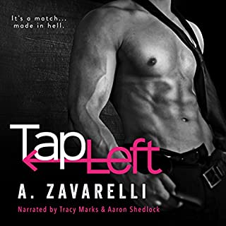 Tap Left audiobook cover art