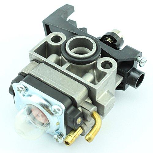 QAZAKY Reemplazo para carburador GX35 GX35NT HHT35 HHT35S Cortacésped Cortador de arbustos Motosierra Cortadora de césped Carb