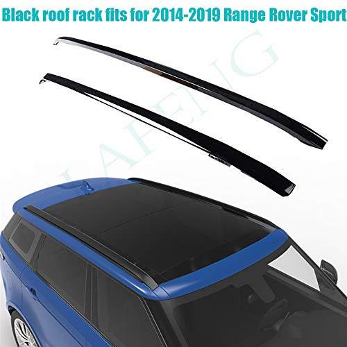 LAFENG Dachgepäckträger für Land Rover Range Rover Sport 2014–2019, Aluminiumlegierung, Dachträger, Dachträger, Dachreling